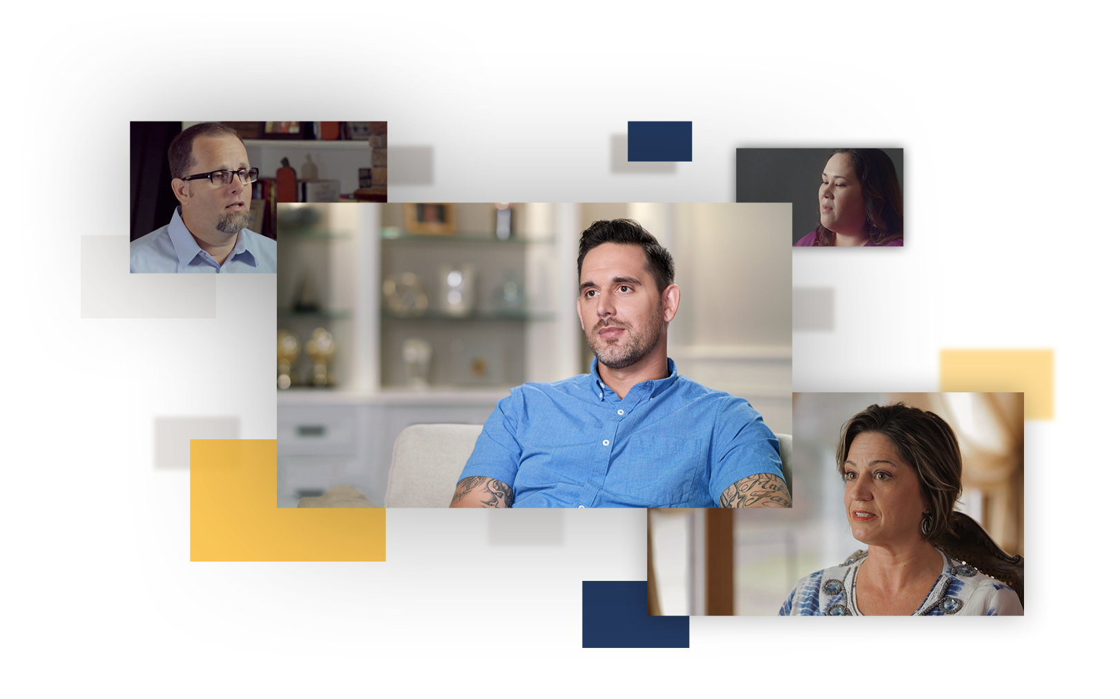 Watch videos of real VIVITROL® (naltrexone for extended-release injectable suspension) patients sharing stories of their opioid addiction recovery journey and experience with VIVITROL.