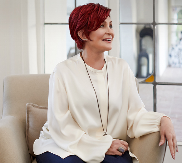 Sharon Osbourne's Blog Post: Overcoming Caregiver Guilt