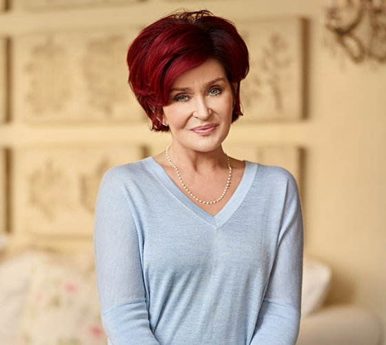 Sharon Osbourne's Blog Post: Talking to a Loved One With Opioid Addiction