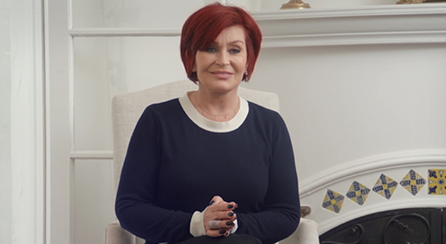 Sharon on Jack's Recovery Journey Video thumbnail of Sharon Osbourne