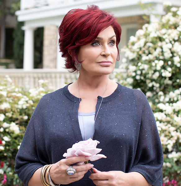Sharon Osbourne's Blog Post: My Caregiver Path to Understanding Opioid Addiction